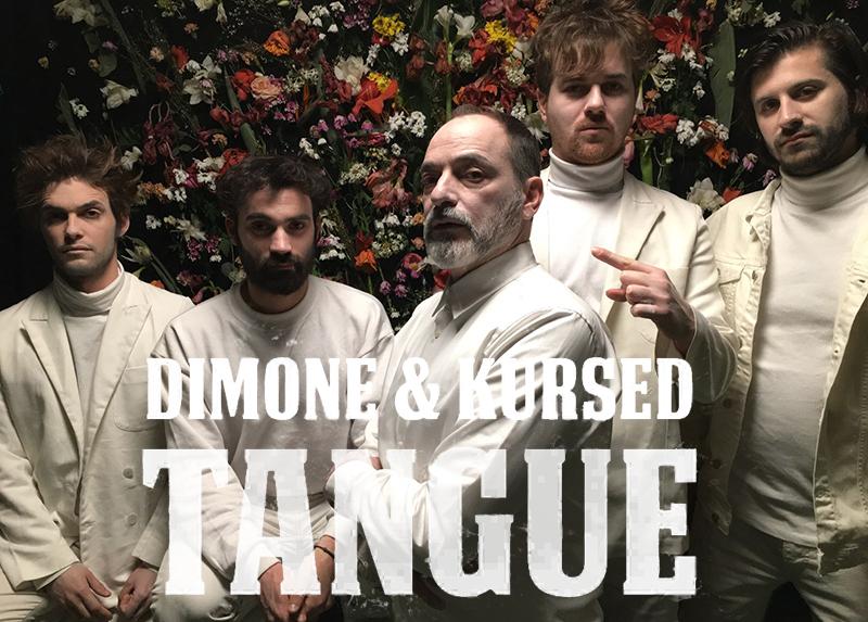 Dimoné & Kursed en tenue blanche... un présage pour cette année ?
